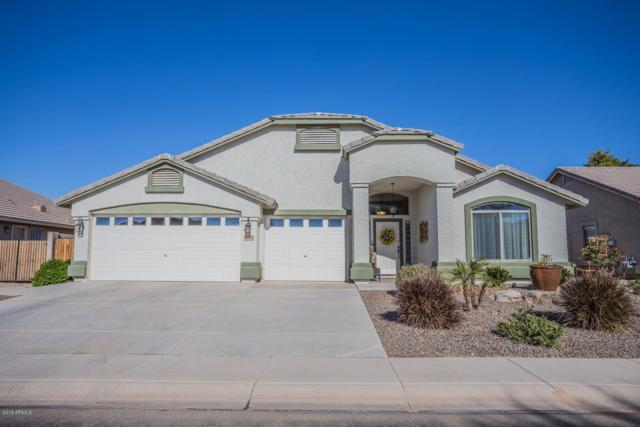 40728 W Hopper Drive, Maricopa, AZ 85138 (MLS #5875743) :: The Jesse Herfel Real Estate Group