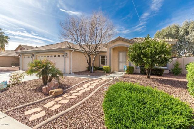 1521 N Poppy Street, Casa Grande, AZ 85122 (MLS #5876028) :: Yost Realty Group at RE/MAX Casa Grande