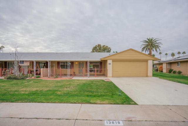 13818 N Tumblebrook Way, Sun City, AZ 85351 (MLS #5876148) :: Yost Realty Group at RE/MAX Casa Grande