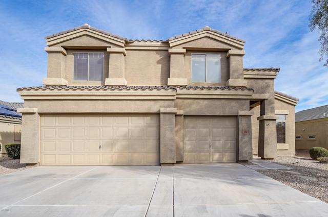 2056 N Ensenada Lane, Casa Grande, AZ 85122 (MLS #5876181) :: The W Group