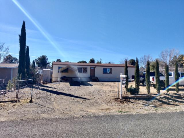 17089 E Fairway Drive, Mayer, AZ 86333 (MLS #5876282) :: CC & Co. Real Estate Team