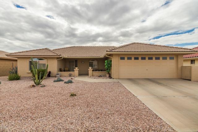 11547 E Lindner Avenue, Mesa, AZ 85209 (MLS #5876334) :: Yost Realty Group at RE/MAX Casa Grande