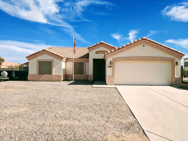 14555 S Charco Road, Arizona City, AZ 85123 (MLS #5876402) :: Yost Realty Group at RE/MAX Casa Grande