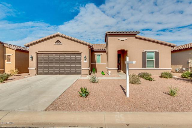 42158 W Solitare Drive, Maricopa, AZ 85138 (MLS #5876407) :: CC & Co. Real Estate Team
