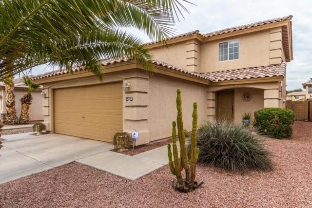 4355 N 112TH Avenue, Phoenix, AZ 85037 (MLS #5876605) :: The Jesse Herfel Real Estate Group