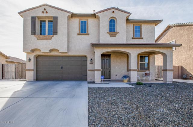 37727 W Vera Cruz Drive, Maricopa, AZ 85138 (MLS #5876624) :: The W Group