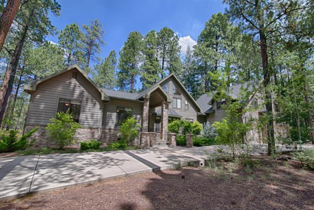 3142 Lake View Drive, Pinetop, AZ 85935 (MLS #5876739) :: Lucido Agency