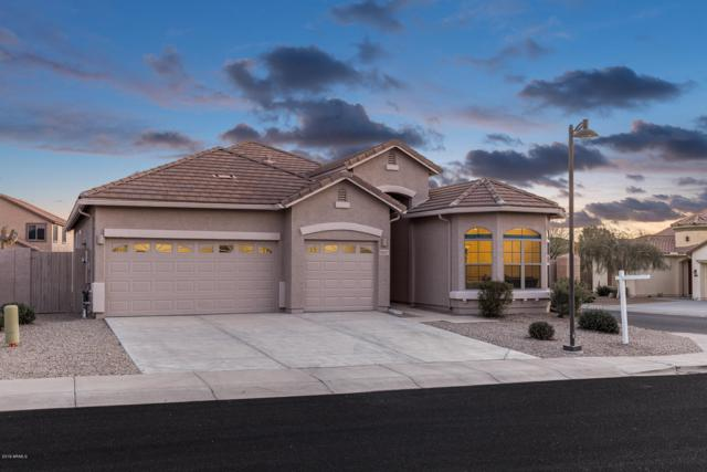 18007 E Via Jardin, Gold Canyon, AZ 85118 (MLS #5876831) :: The Kenny Klaus Team