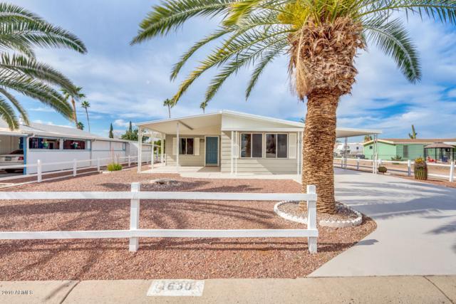 1630 S 77TH Street, Mesa, AZ 85209 (MLS #5876902) :: Brett Tanner Home Selling Team
