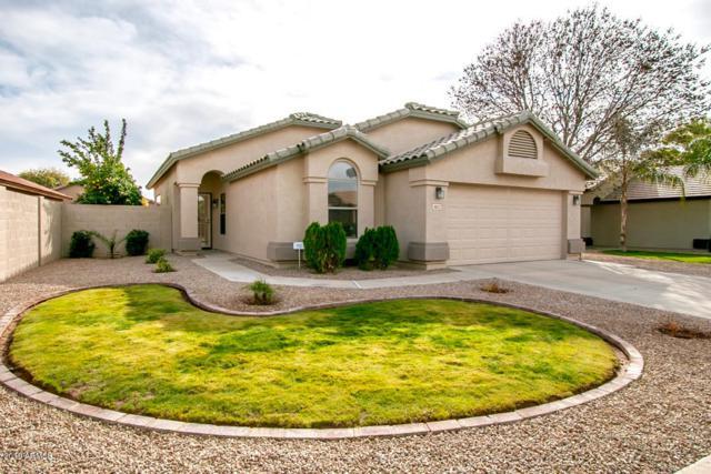 9823 E Onza Avenue, Mesa, AZ 85212 (MLS #5876953) :: Yost Realty Group at RE/MAX Casa Grande