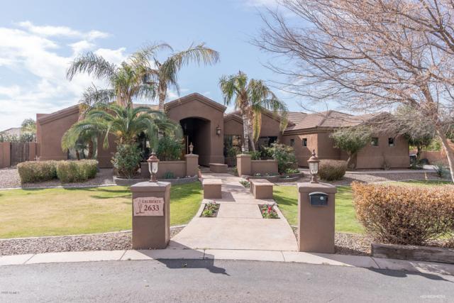 2633 E Villa Park Court, Gilbert, AZ 85298 (MLS #5877149) :: The Wehner Group