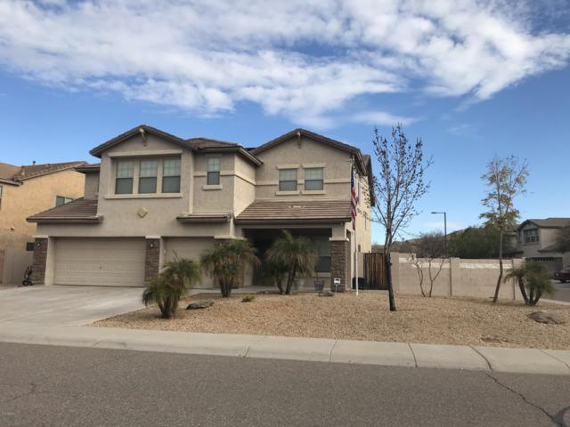 30124 W Mulberry Drive, Buckeye, AZ 85396 (MLS #5877157) :: Lucido Agency