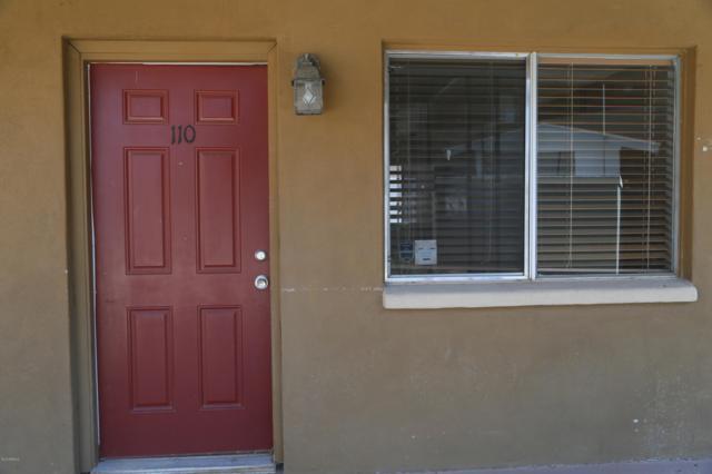 4401 N 12TH Street #110, Phoenix, AZ 85014 (MLS #5877162) :: The Pete Dijkstra Team