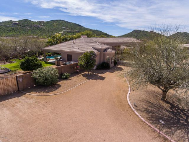 2727 W Canyon Road, Phoenix, AZ 85086 (MLS #5877187) :: Gilbert Arizona Realty