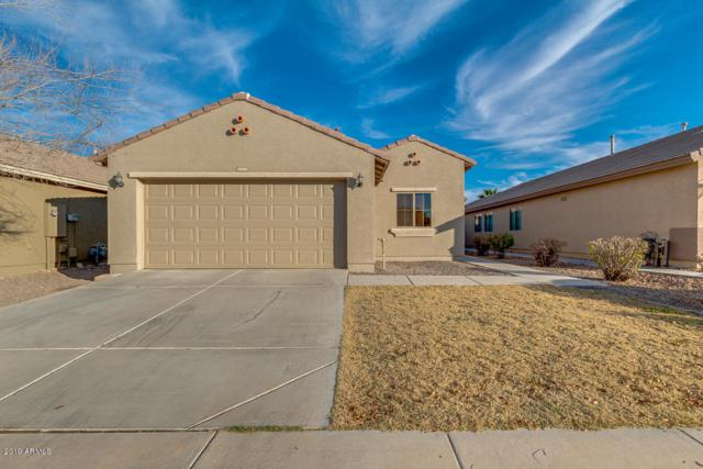 19393 N Sandalwood Drive, Maricopa, AZ 85138 (MLS #5877266) :: Yost Realty Group at RE/MAX Casa Grande