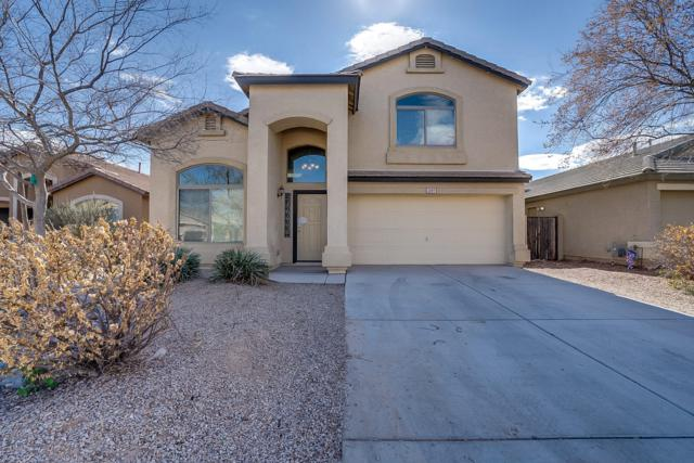 1297 E Julie Court, San Tan Valley, AZ 85140 (MLS #5877285) :: The W Group