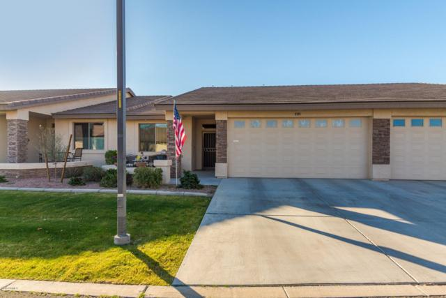 2662 S Springwood Boulevard #451, Mesa, AZ 85209 (MLS #5877287) :: CC & Co. Real Estate Team