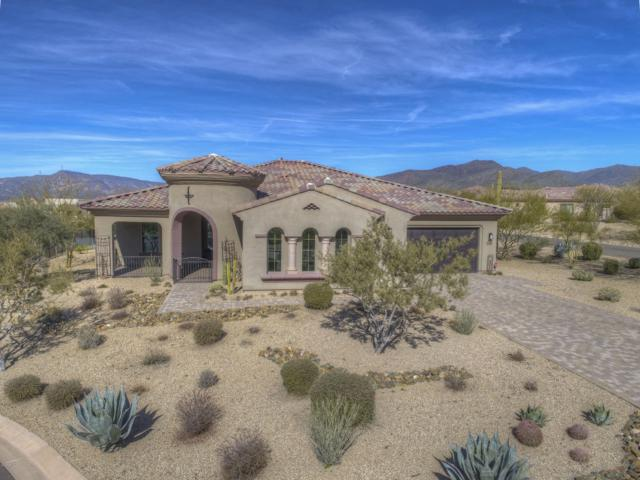 37030 N Winding Wash Trail, Carefree, AZ 85377 (MLS #5877291) :: Lucido Agency