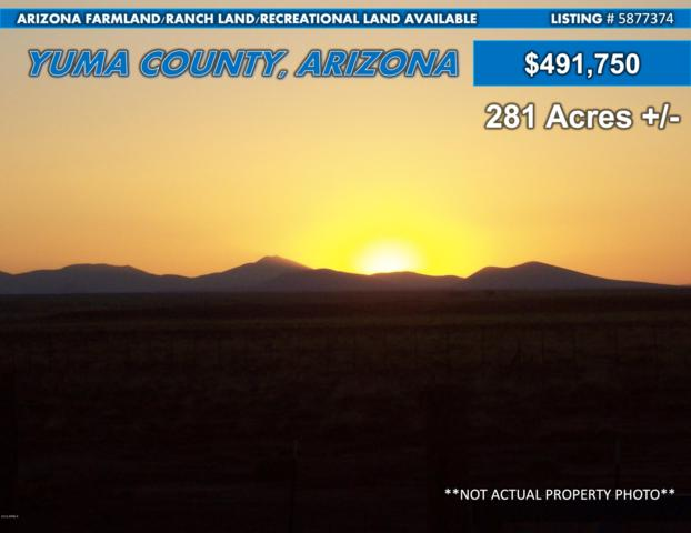 xxx Dateland Ranch Road, Dateland, AZ 85333 (MLS #5877374) :: Brett Tanner Home Selling Team