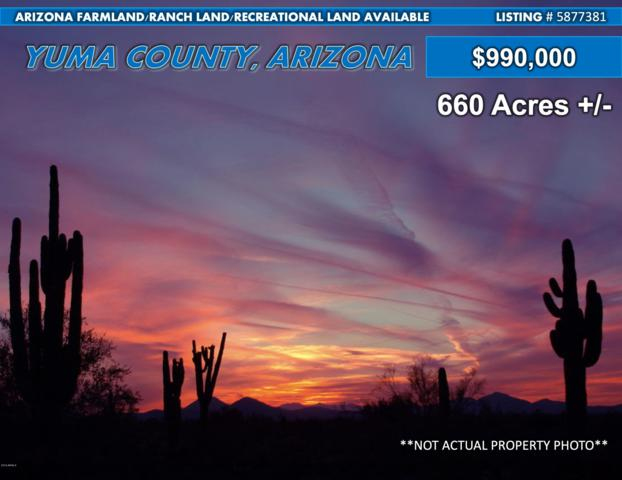 xxxx Dateland Ranch Road, Dateland, AZ 85333 (MLS #5877381) :: Brett Tanner Home Selling Team