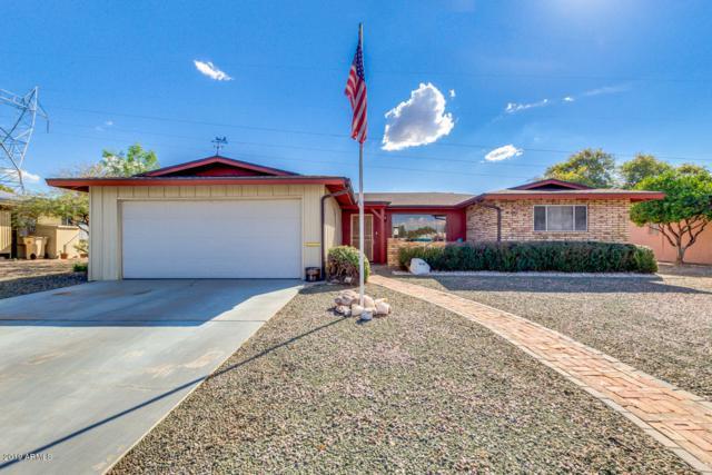5745 E Decatur Street, Mesa, AZ 85205 (MLS #5877390) :: Lucido Agency