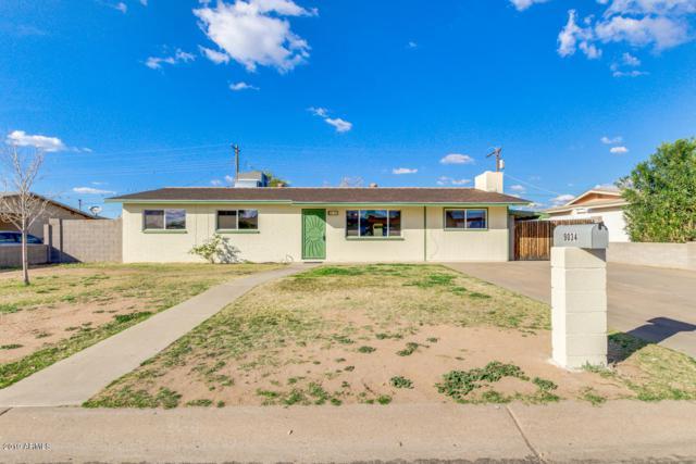 9034 E Marguerite Avenue, Mesa, AZ 85208 (MLS #5877473) :: The W Group