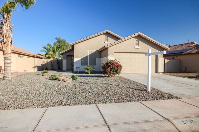 8218 W Behrend Drive, Peoria, AZ 85382 (MLS #5877485) :: The Laughton Team