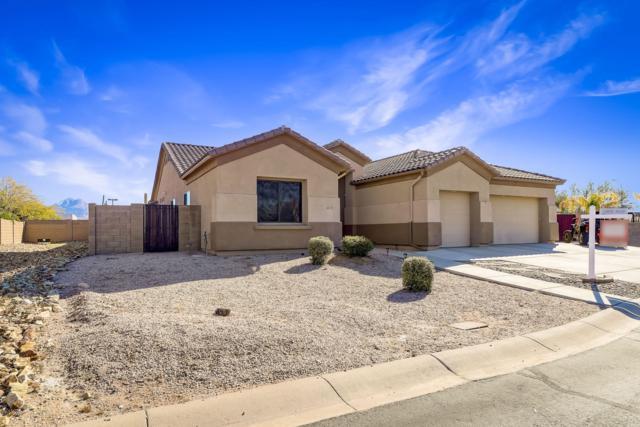 819 N Payton, Mesa, AZ 85207 (MLS #5877668) :: Devor Real Estate Associates