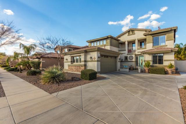 18460 E Celtic Manor Drive, Queen Creek, AZ 85142 (MLS #5877764) :: CC & Co. Real Estate Team