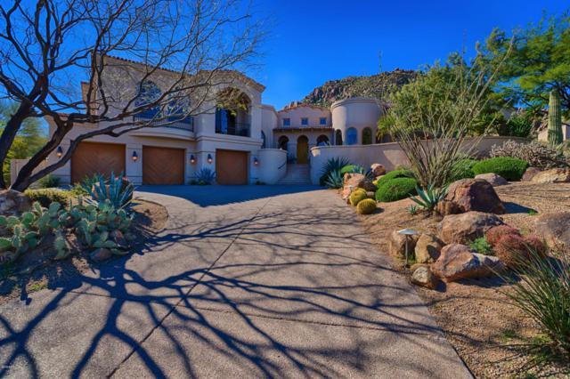 11305 E Troon Mountain Drive, Scottsdale, AZ 85255 (MLS #5877784) :: Occasio Realty