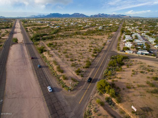 0 NW Old West Hwy & Cortez Hwy 0 Avenue, Apache Junction, AZ 85119 (MLS #5878182) :: Yost Realty Group at RE/MAX Casa Grande