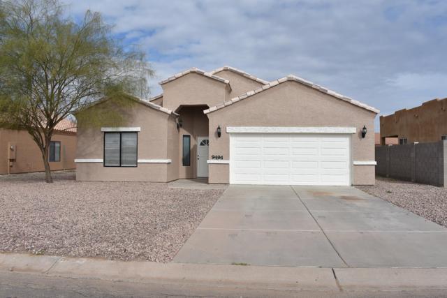 9494 W Pineveta Drive, Arizona City, AZ 85123 (MLS #5878373) :: The Pete Dijkstra Team