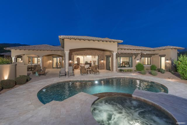 2570 S Moonlight Drive, Gold Canyon, AZ 85118 (MLS #5878503) :: The W Group