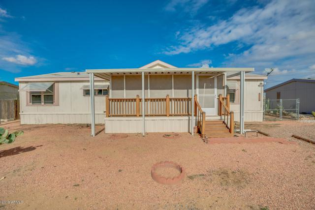 11520 W Stagecoach Road, Arizona City, AZ 85123 (MLS #5878613) :: Yost Realty Group at RE/MAX Casa Grande