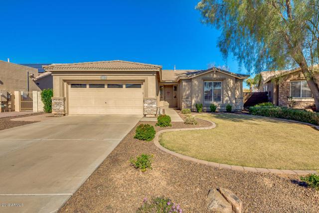 3456 E Claxton Avenue, Gilbert, AZ 85297 (MLS #5878900) :: Yost Realty Group at RE/MAX Casa Grande