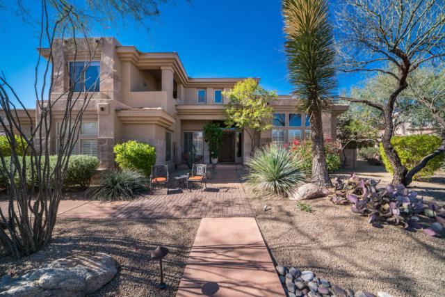 7941 E Via De Luna Drive, Scottsdale, AZ 85255 (MLS #5879154) :: CC & Co. Real Estate Team