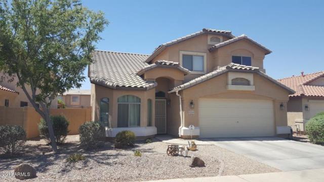 42049 W Colby Drive, Maricopa, AZ 85138 (MLS #5879215) :: Lucido Agency