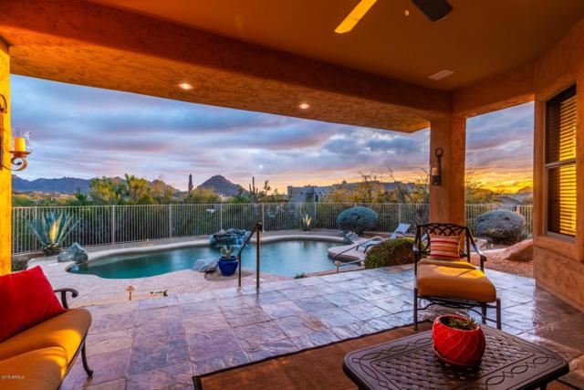 11289 E Quarry Trail, Scottsdale, AZ 85262 (MLS #5879310) :: My Home Group