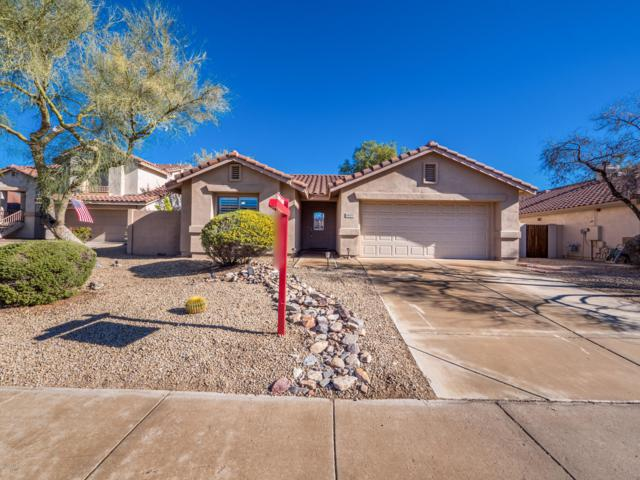 10220 E Betony Drive, Scottsdale, AZ 85255 (MLS #5879320) :: The W Group