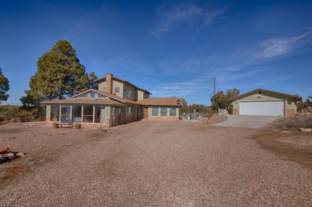 1204 E Greer Avenue N, Snowflake, AZ 85937 (MLS #5879342) :: The Jesse Herfel Real Estate Group
