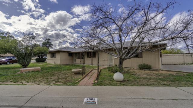 2002 W Roma Avenue, Phoenix, AZ 85015 (MLS #5879404) :: CC & Co. Real Estate Team