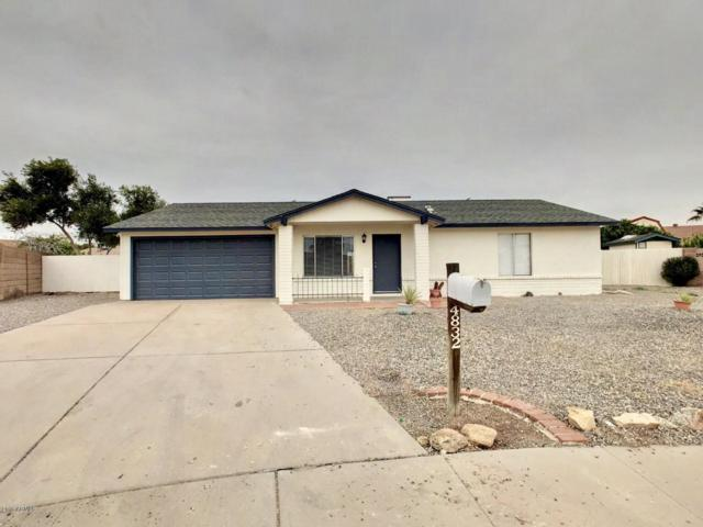 4832 W Larkspur Drive, Glendale, AZ 85304 (MLS #5879423) :: CC & Co. Real Estate Team
