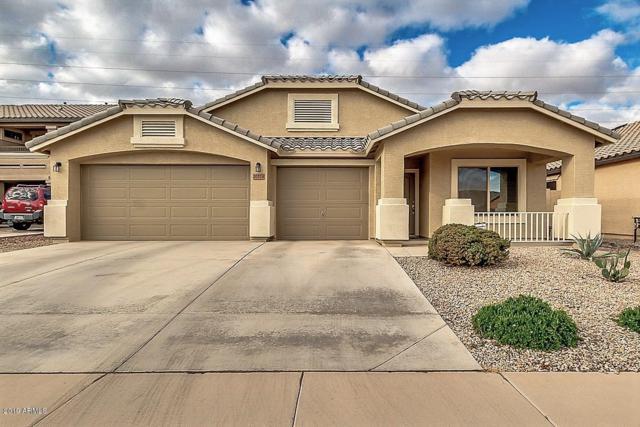 20774 N Lauren Road, Maricopa, AZ 85138 (MLS #5879516) :: Revelation Real Estate