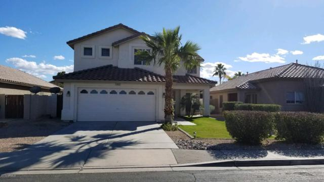 653 E Redondo Drive, Gilbert, AZ 85296 (MLS #5879534) :: The W Group