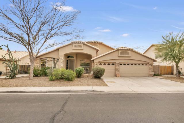 257 S Sandstone Street, Gilbert, AZ 85296 (MLS #5879538) :: The W Group