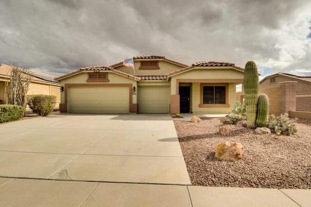 3821 N 297TH Avenue, Buckeye, AZ 85396 (MLS #5879565) :: The Results Group