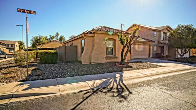 16145 N 170TH Avenue, Surprise, AZ 85388 (MLS #5879587) :: CC & Co. Real Estate Team
