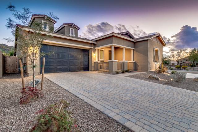 1415 E Gwen Street, Phoenix, AZ 85042 (MLS #5879737) :: CC & Co. Real Estate Team