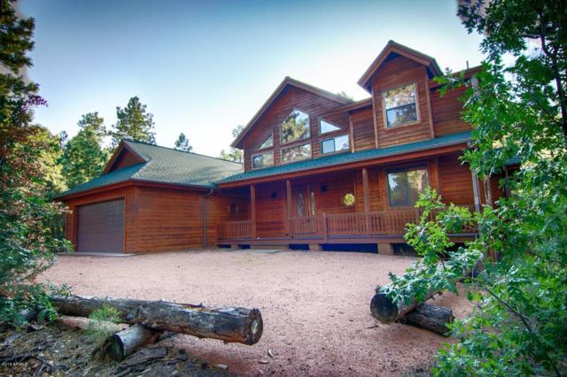 4741 W Thistle Lane, Show Low, AZ 85901 (MLS #5879895) :: Brett Tanner Home Selling Team