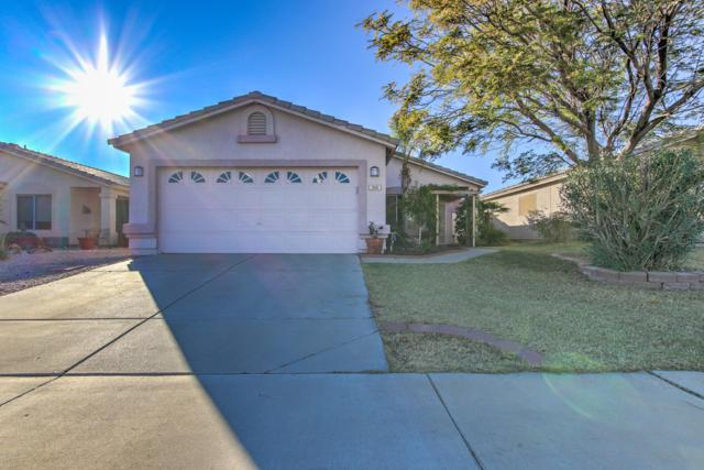 316 S 89TH Street, Mesa, AZ 85208 (MLS #5879964) :: The W Group